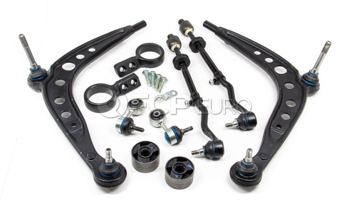 BMW 9-Piece Control Arm Kit (E30) - E309PIECE-MY