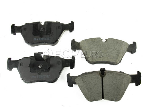 BMW Brake Pad Set Front (525i 330i 325i) - Meyle Ceramic D810610SC