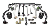 BMW 18-Piece Control Arm Kit - Lemforder E3218PIECEL