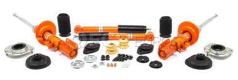 Volvo Suspension Kit w/Mounts (850 C70 S70 V70) - KONI VOLVOSTRTKIT1