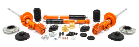 Volvo Suspension Kit w/Mounts (850 C70 S70 V70) - KONI VOLVOSTRTKIT1