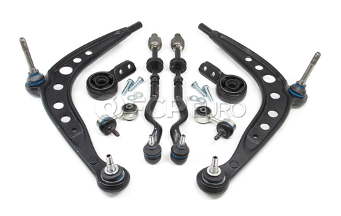 BMW 8-Piece Control Arm Kit (E36) - Meyle HD E36CAKITMY-HD