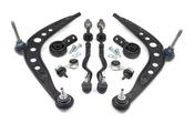 BMW 8-Piece Control Arm Kit (E36) - Meyle HD E36CAKITMY-HD