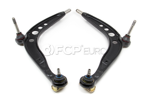 BMW 2-Piece Control Arm Kit (E36) - Lemforder E36ARMSL