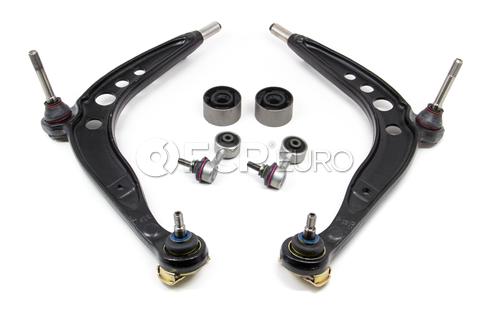 BMW 6-Piece Control Arm Kit (E36) - Lemforder E366PIECEL