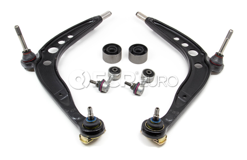 BMW 6-Piece Control Arm Kit - Lemforder E366PIECEL
