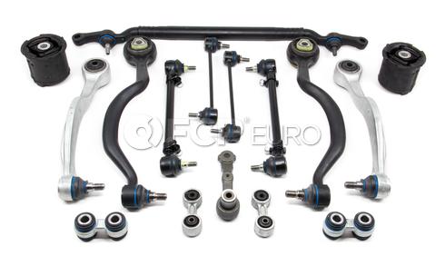 BMW 16-Piece Control Arm Kit (E32) - Meyle E3216PIECE-