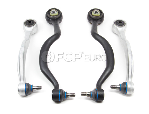 BMW 4-Piece Control Arm Kit (E32) - Meyle E324PIECE
