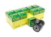 Audi VW Oil Filter Kit (Pack of 10) - Mann 06A115561B