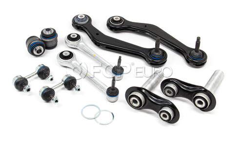 BMW 10-Piece Control Arm Kit (E38) - Meyle E38KIT-MY