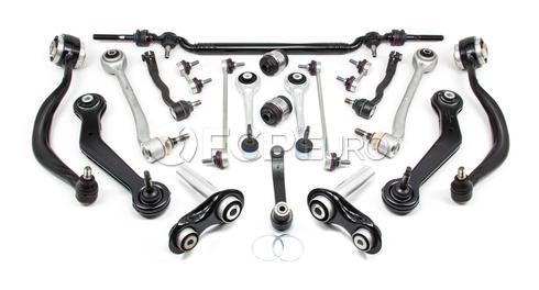 BMW 20-Piece Control Arm Kit (E38) - Lemforder E3820PIECEL