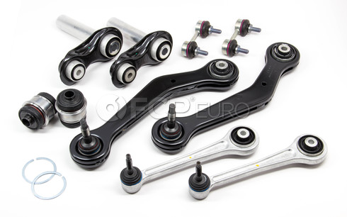 BMW 10-Piece Control Arm Kit (E38) - Lemforder E38REARKITL