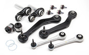 BMW 10-Piece Control Arm Kit (E38) - Lemforder E38REARKITL