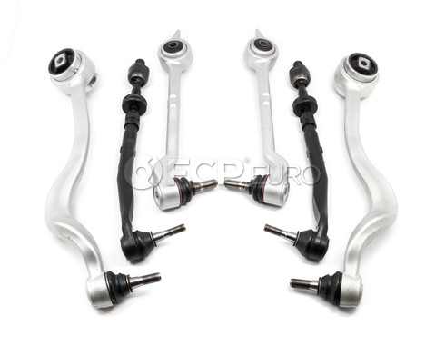 BMW 6-Piece Control Arm Kit (E39 525i 528i 530i) - Karlyn 5256PIECEKIT