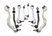 BMW 8-Piece Control Arm Kit - Lemforder 525E398PIECEL