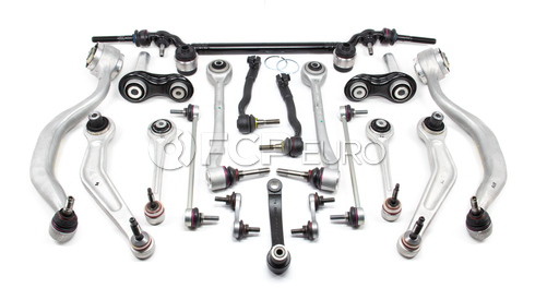 BMW 20-Piece Control Arm Kit (E39 540i M5) - 540E3922PIECE-L