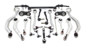 BMW 20-Piece Control Arm Kit - 540E3922PIECE-L