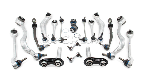 BMW 18-Piece Control Arm Kit (E39 525i 528i 530i) - 525E3918PIECE-MY