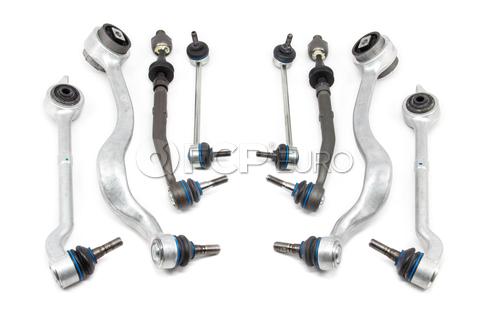 BMW 8-Piece Control Arm Kit (E39 525i 528i 530i) - 525E398PIECE-MY