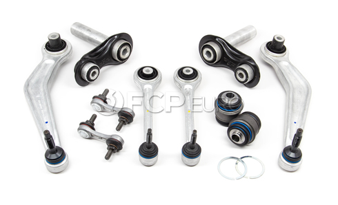 BMW 10-Piece Control Arm Kit (E39) - E39REARKIT-MY