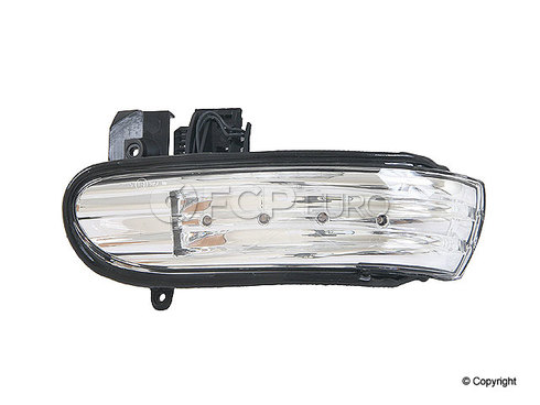 Mercedes Mirror Turn Signal Assembly Right - FER (OEM) 1718200421