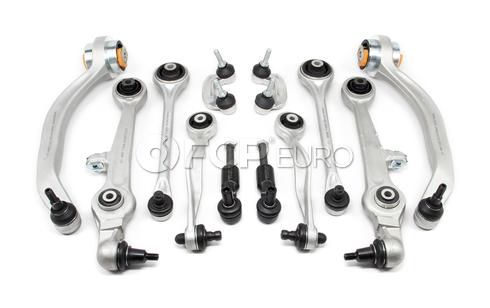Audi Control Arm Kit - Delphi A8CAKIT2