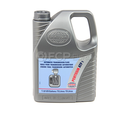 Pentosin ATF1 Automatic Transmission Fluid (5 Liters) - Pentosin 1058206