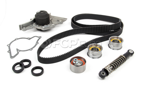 Audi Timing Belt and Water Pump Kit (V8 Quattro) - AudiV8TBIT