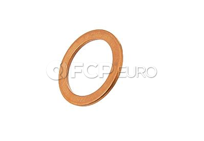 Audi VW Oil Drain Plug Gasket - OEM Supplier N0138492