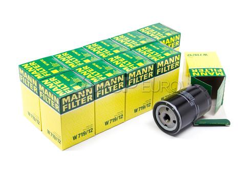 VW Engine Oil Filter Case (Vanagon) - Mann W719/12-10
