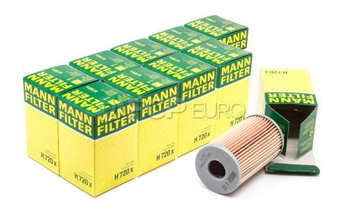Mercedes Engine Oil Filter Case - Mann H720X-10