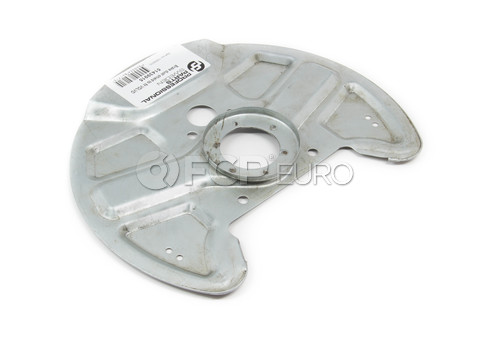 Volvo Brake Dust Shield Front - Pro Parts 9140670A