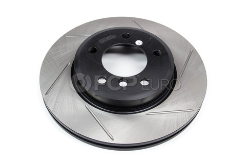 BMW Slotted Brake Disc - Stop Tech 126.34048SL
