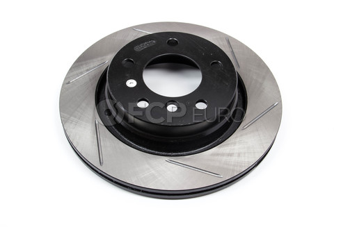 BMW Slotted Brake Disc (E46) - Stop Tech 126.34049SL