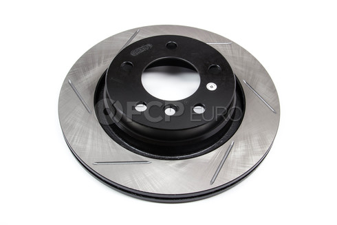 BMW Slotted Brake Disc (E46) - Stop Tech 126.34049SR
