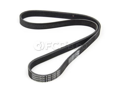 Contitech Serpentine Drive Belt - OEM 6PK1153