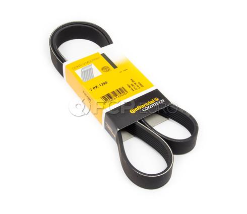 VW Serpentine Drive Belt - Contitech 021145933C