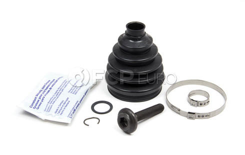 Audi VW CV Joint Boot Kit (A4 A4 Quattro Passat) - OEM Rein 3B0498203A