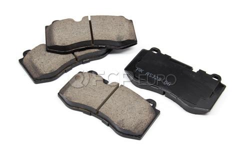 Mercedes Brake Pad Set Front (S-Class CLS) - Akebono 0044208020