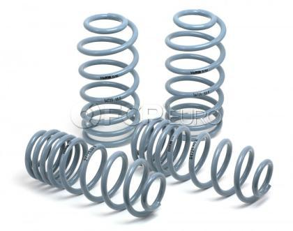 VW Lowering Springs (Golf Jetta) - H&R 54748-55