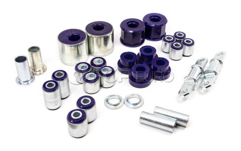 Volvo Suspension Bushing Kit (C30 C70 S40 V50) - Super Pro KIT170K