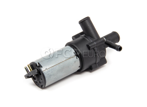 Mercedes Auxiliary Water Pump (E300) - Genuine 0018358664