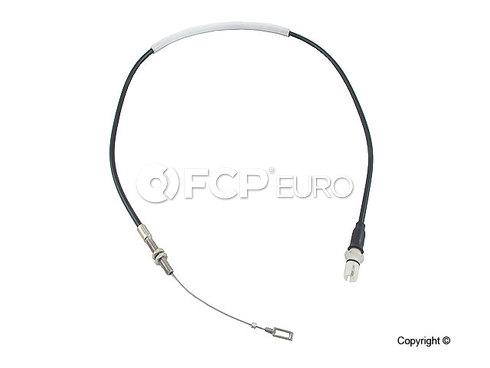 BMW Auto Trans Shifter Cable (528e 318i) - Genuine BMW 24341215698