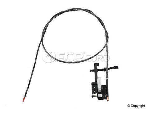 BMW Sunroof Cable (733i 735i 528e 533i) - Genuine BMW 54121914336