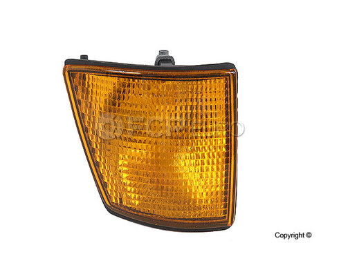 BMW Left Turn Signal Assembly Amber - Genuine 63131378821