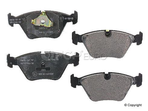 BMW Brake Pad Set - Jurid 571355J