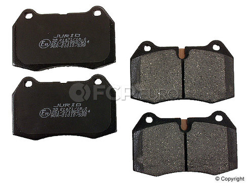BMW Brake Pad Set (850Ci 840Ci) - Jurid 571852J
