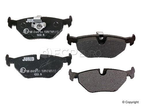 BMW Brake Pad Set - Jurid 571936J