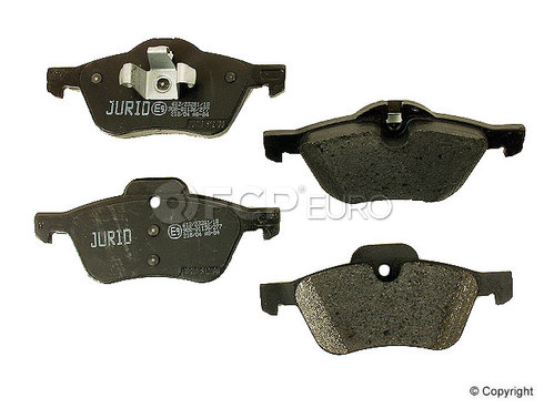 Mini Disc Brake Pad Front (Cooper) - Jurid 571992J