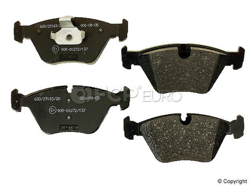 BMW Brake Pad Set - Jurid 571994JAS